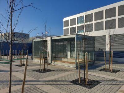 Suitsetamise Paviljon IT Agentuur 2018 Juuni