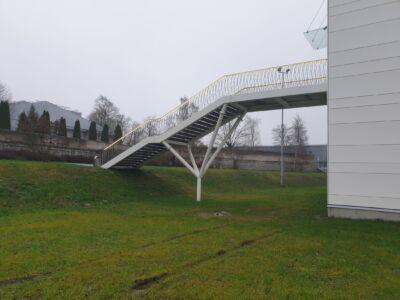 Treppide Ehitus Ülemiste Keskus 2019 Mai